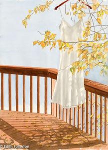 HARBINGER - Watercolour; 73 x 54 cm.jpg