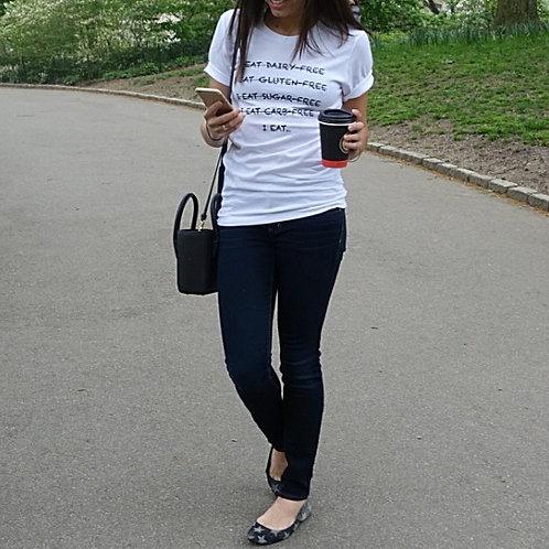 I EAT Unisex T-shirt