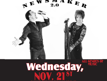 Newsmaker 2.0 at the DAC's Tiebreaker Lounge