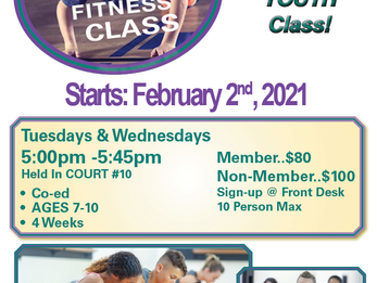 NEW Youth Class!