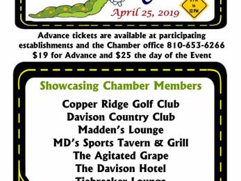 DAC & DCC are a part of Davison's Grub and Pub Crawl 2019