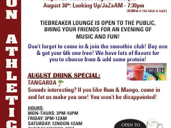 Tiebreaker Lounge