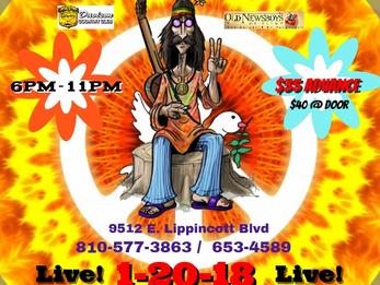 Return to Woodstock Dinner Show