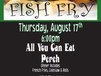 DCC's Fish Fry!