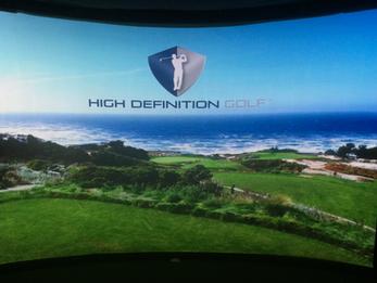 Golf Simulator Date Night