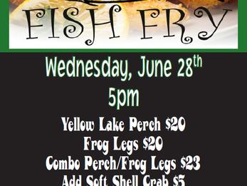 Fish Fry at DCC!