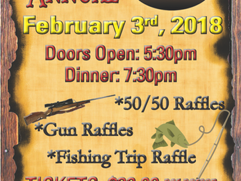 DCC Wild Game Dinner