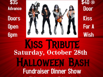 Rock Out with KISS at the DCC for Halloween!