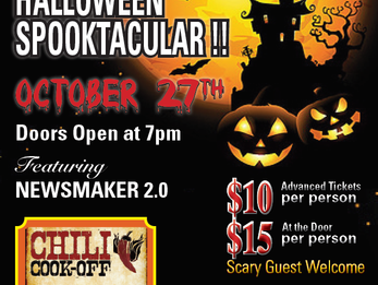 DCC's Halloween Party