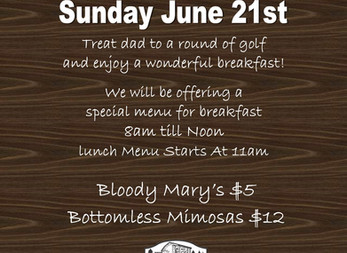 Father's Day Weekend At DCC