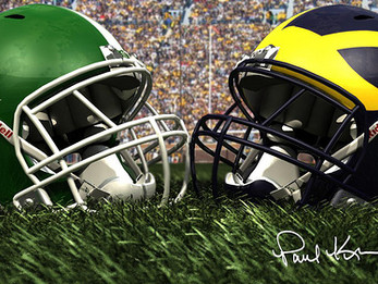 Join Us for the Michigan/Michigan State Game!