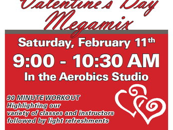 Join us for a Workout Megamix!
