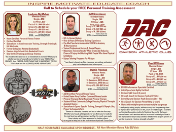 DAC Personal Trainers