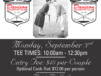 DCC Couples Club Championship
