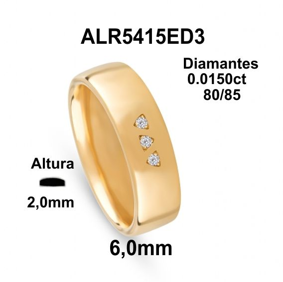 ALR5415ED3 diamantes