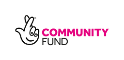 The-National Lottery Community Fund Logo