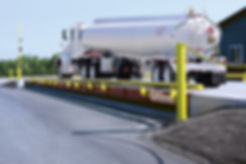 Survivor OTR Concrete Deck Truck Scale