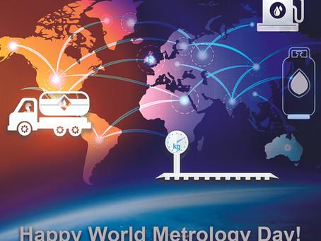 Happy World Metrology Day!