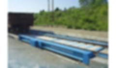 RLP Modular Pitless Rail Scale