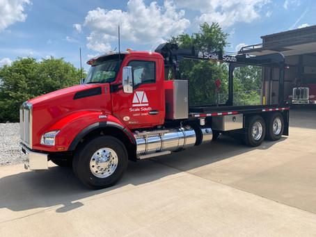 New Heavy Capacity Test Truck