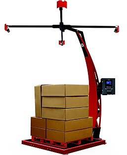 iDimension pallet weighing scale