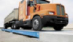 Bridgemont Heavy Duty Truck Scale