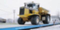 SteelBridge XT Duty Truck Scale