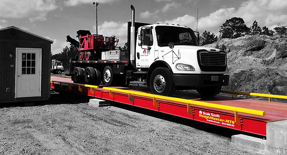 Scale South - Truck Scale