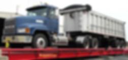 Survivor OTR Steel Deck Truck Scale