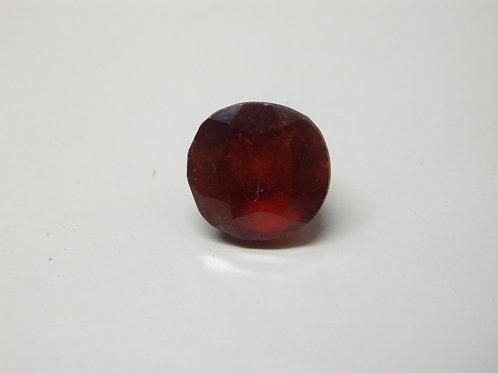 Natural Hessonite- Gomed 6.7 Ratti Gemstone