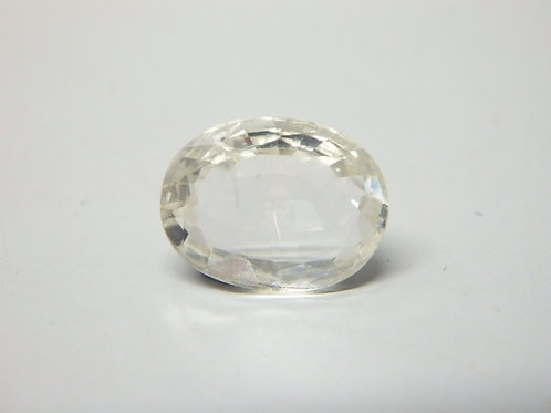 Natural Yellow Sapphire - Pukhraj 3.25 Ratti