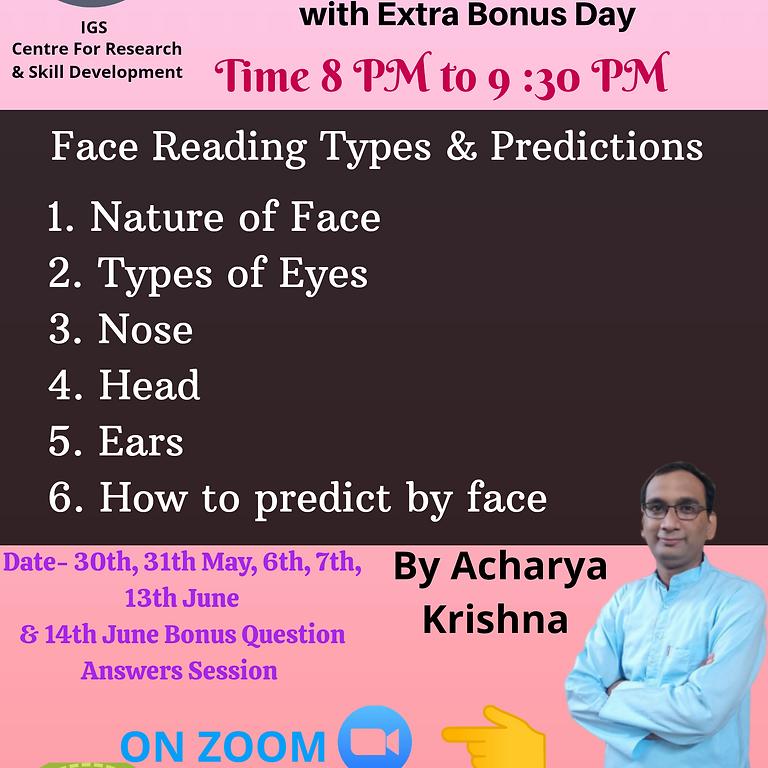 Face Reading Course