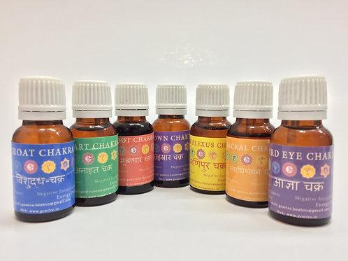 7 Chakra Essential Oil