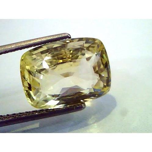 Yellow Sapphire Gemstone / Pukhraj