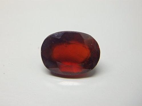 Natural Hessonite- Gomed  7.9 Ratti Gemstone