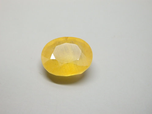 Natural Yellow Sapphire - Pukhraj 10 Ratti