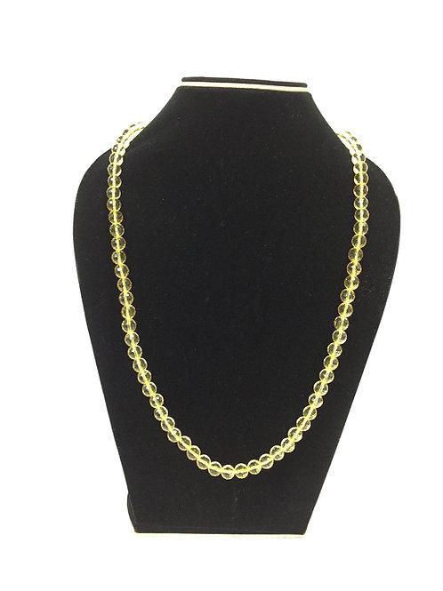 Citrine Beads Mala
