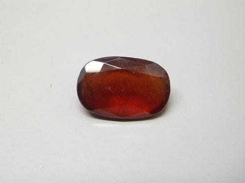 Natural Hessonite- Gomed 6 Ratti Gemstone