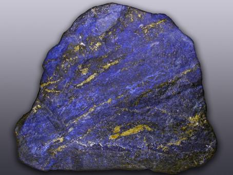 Blow up with Lapis Lazuli -Gemtre