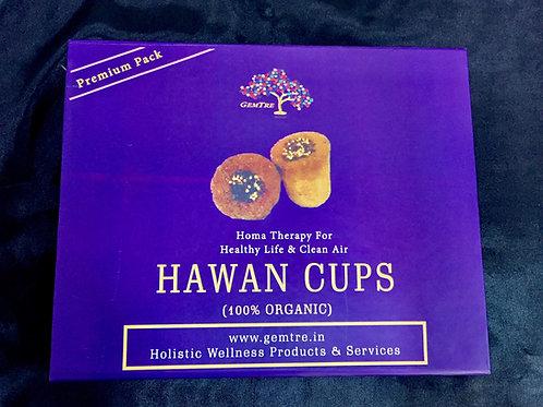 Organic Hawan Cups Gift Pack