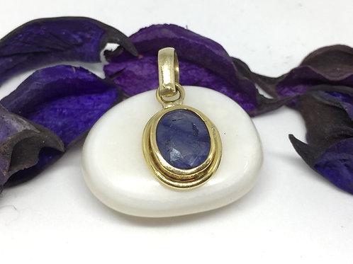 Blue Sapphire - Neelam Pendants