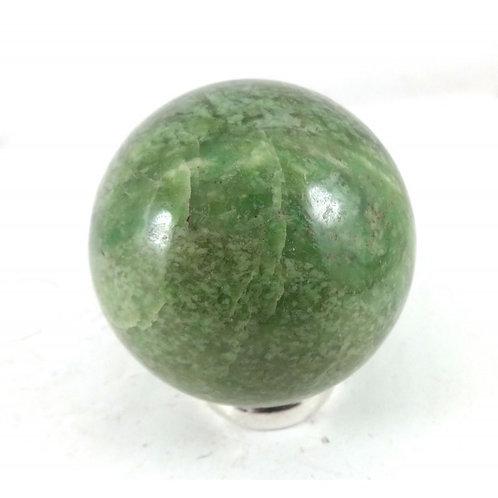 Green Garnet Ball