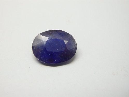 Natural Blue Sapphire - Neelam 6.50 Ratti