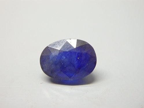 Natural Blue Sapphire - Neelam 6.25 Ratti