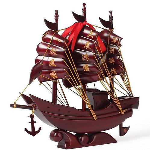 Wealth Ship good for Good Luck & good Health
