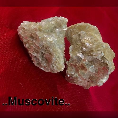 Muscovite Cluster