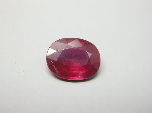 Natural Ruby - Manik 5 Ratti Gemstone