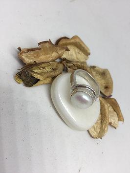 Pearl - Moti Ring