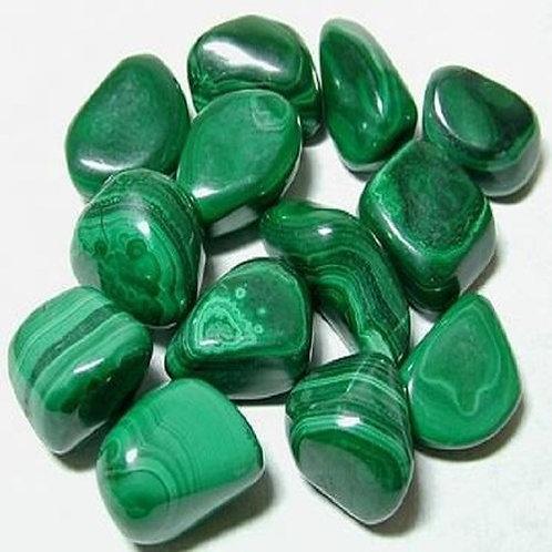 Malachite Tumbles