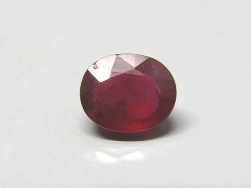Natural Ruby - Manik 7.50 Ratti Gemstone